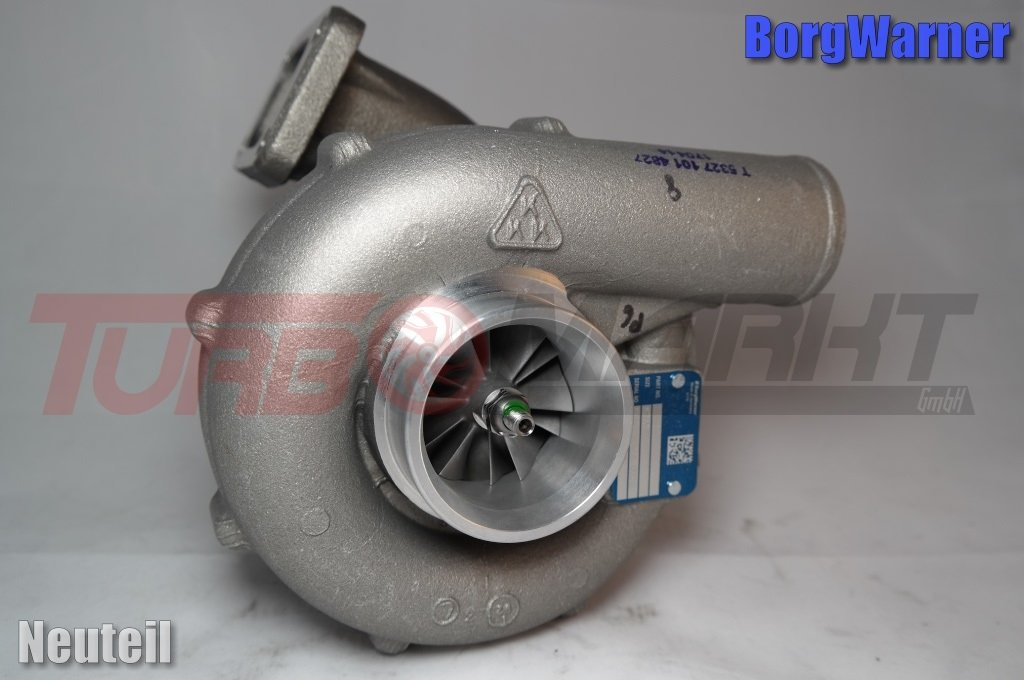 Turbolader 53279887200 53279707200 K27-7200 52229882802 ...