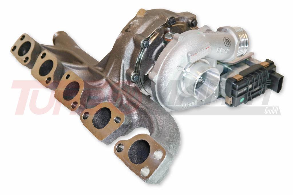 Turbolader Volvo V70 S60 2 4 D Tdi 136 Kw 185 Ps Diesel