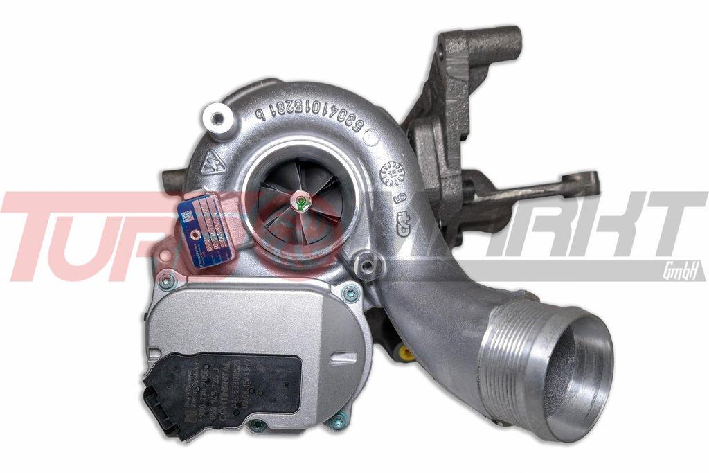 Turbolader Audi A6 3 0 Tdi Quattro Diesel 211 Ps 225 Ps