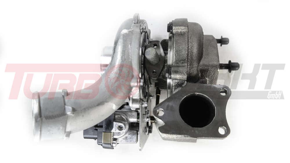 turbolader audi a6 (4f2, c6) avant (4f5, c6) allroad (4fh, c6) 2,7
