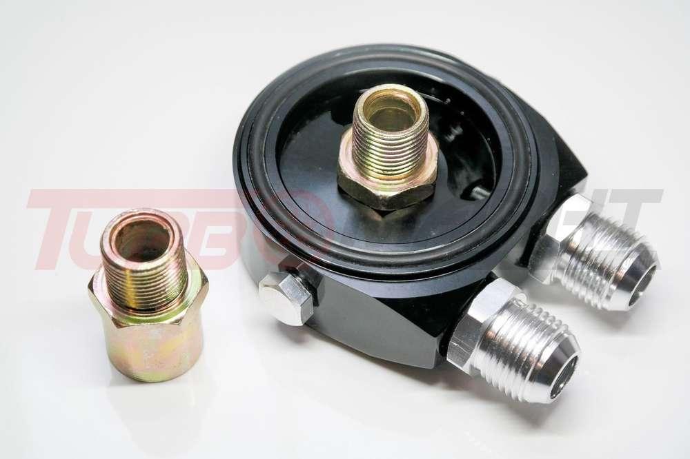 inkl. Thermostat Adapterplatte f/ür Dash 10 /Ölk/ühler